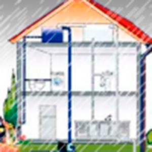 Empresa de Reuso de Água da Chuva