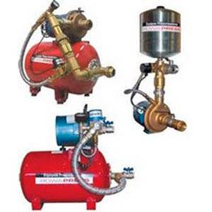 Pressurizadores Para Captação de Água de Chuva